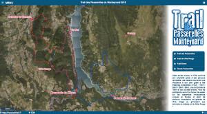 Trail des Passerelles du Monteynard 2021